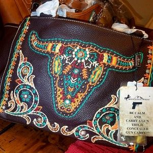 Limited edition Montana West concealed weapons bag